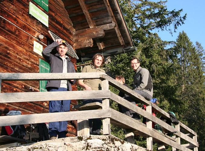 Hüttenfest Nov 2010